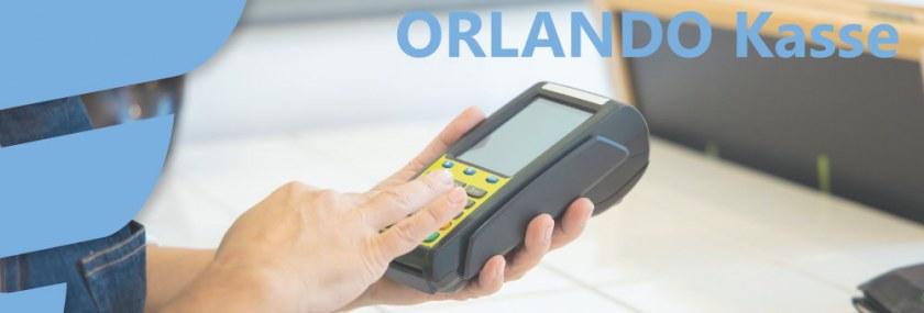 ORLANDO - Debitkarte ORLANDO Kasse